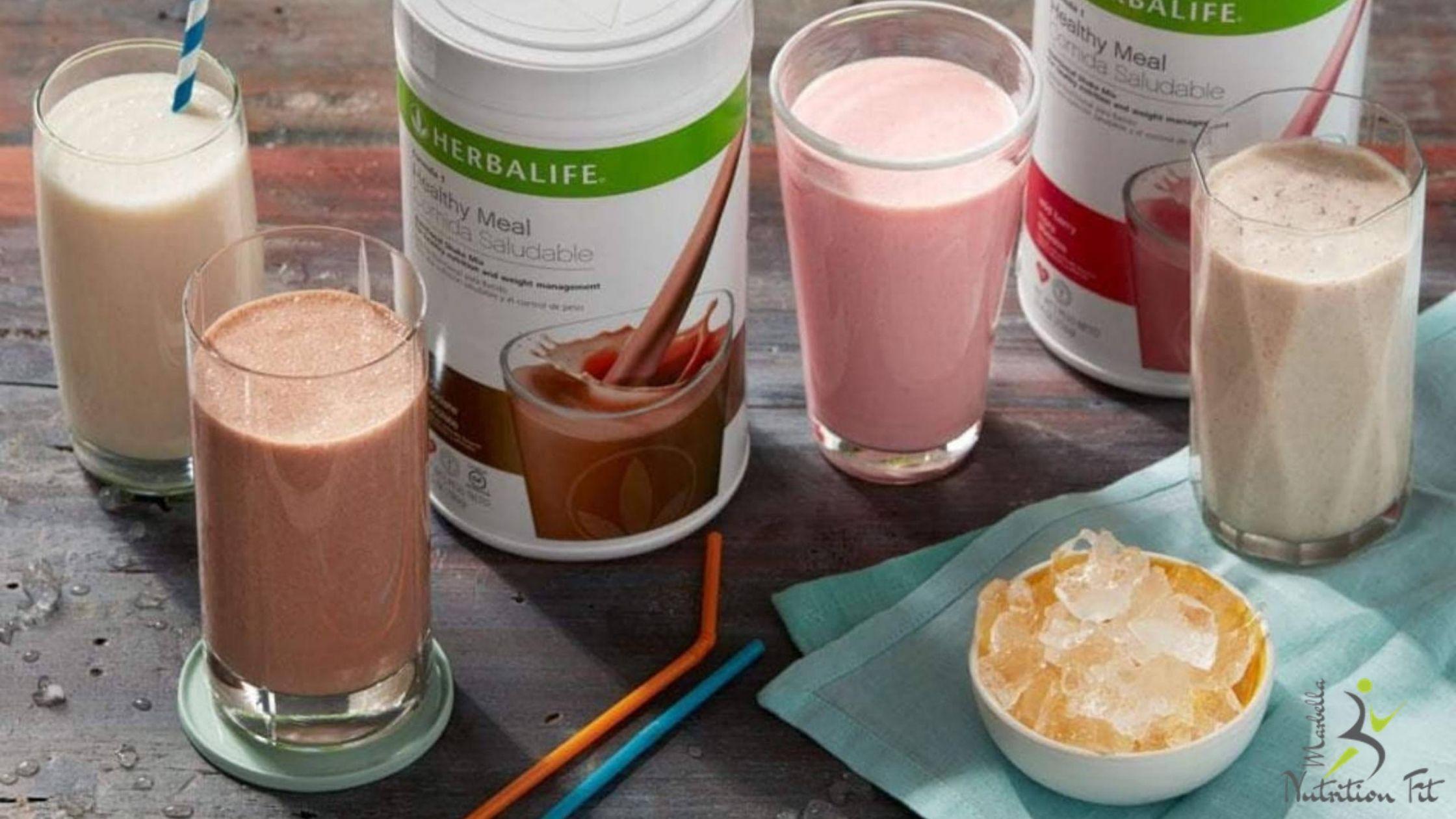 Bajar de peso es posible gracias a NutriFitMarbella y su paquete de prueba Herbalife