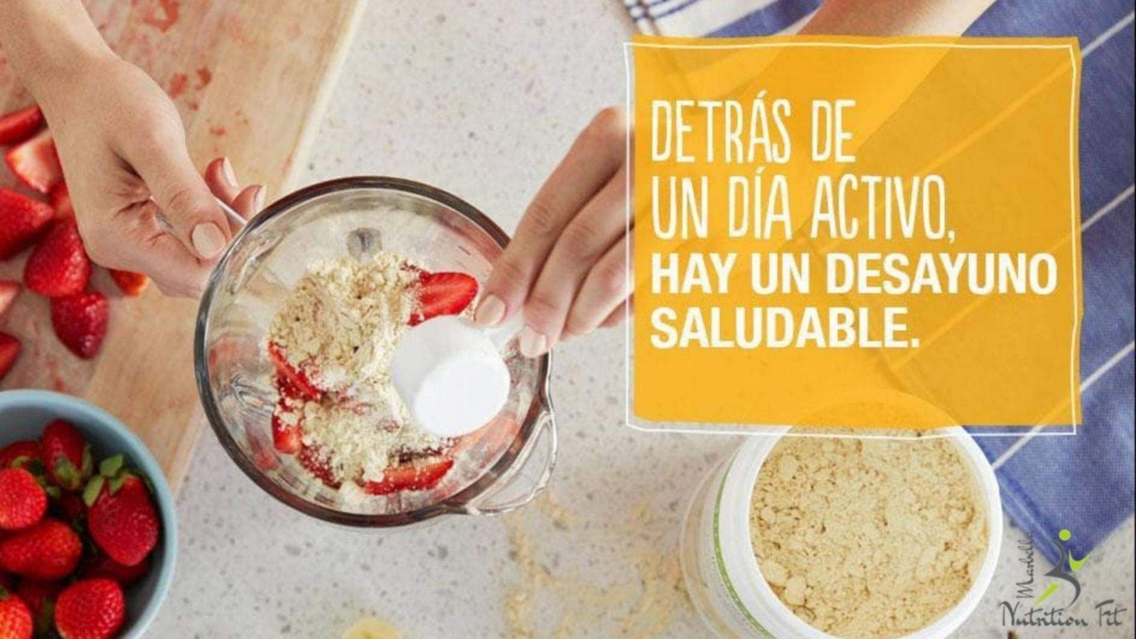 Más que una dieta: conoce el reto de NutriFitMarbella